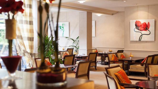 Le Lounge - Warwick Reine Astrid - Restaurant - Lyon