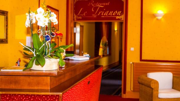 Le Trianon Entrée restaurant