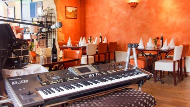 Ristorante Pizzeria La Maremma Restaurant met regelmatig Live Muziek