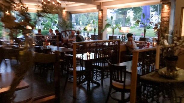 Olympos Het restaurant