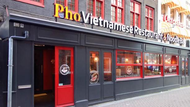 Pho Amsterdam ingang