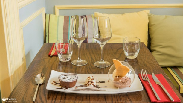 Egò Restaurant Bruxelles MenuAvisPrix Et À Réservation dxtshQCrB