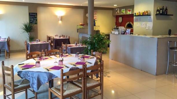 Lasagna Salle du restaurant