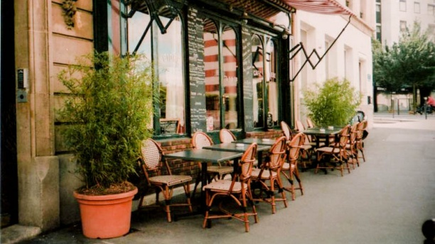 Café Templier Terrasse