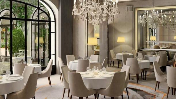 Restaurant la table du lancaster julien roucheteau in paris valentijnsmenu beoordelingen - La table du lancaster paris ...