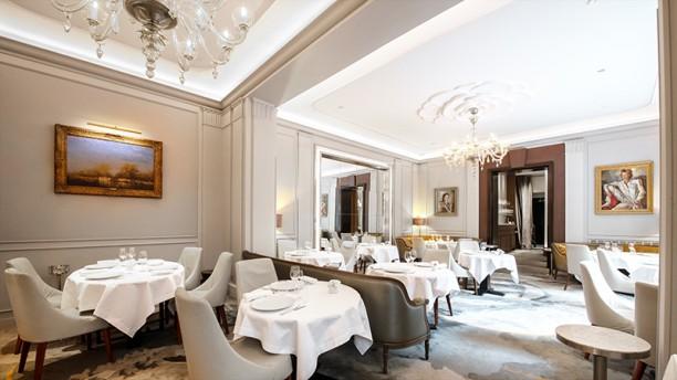 Monsieur Restaurant Vue de la salle
