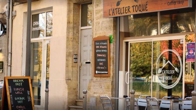 Exterieur - L'Atelier Toqué, Bordeaux
