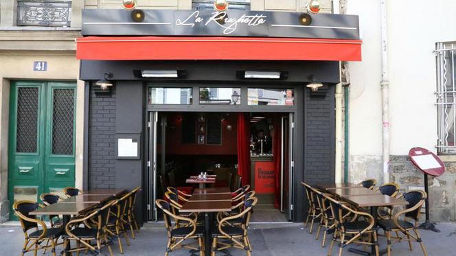 La Rughetta - Restaurant - Paris