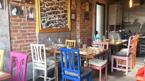 Zotto Restaurante Argentino Vista sala