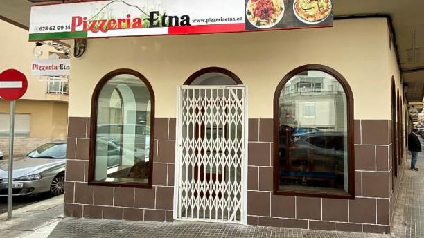 Pizzeria Etna Facciata
