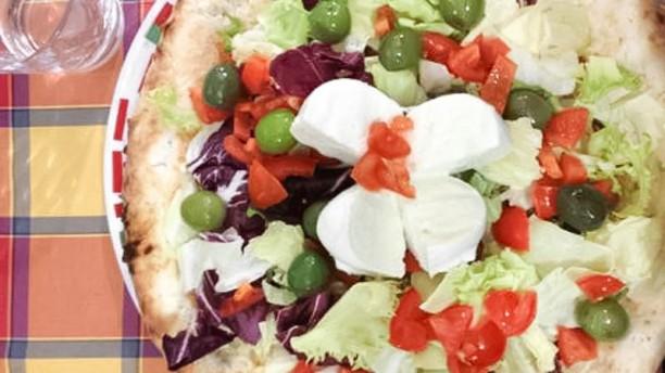 L'oro di Napoli pizza