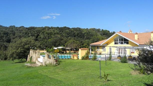Restaurant agriturismo il casale delle ginestre for Piani del padiglione della piscina