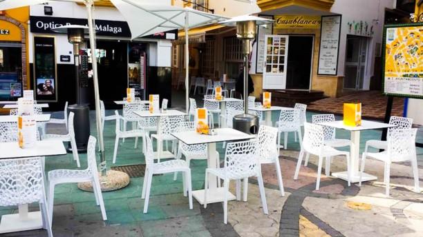 Terraza Etxezuri Café La terrazza