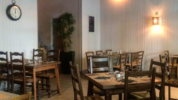Copain Copine Brasserie Lyonnaise salle