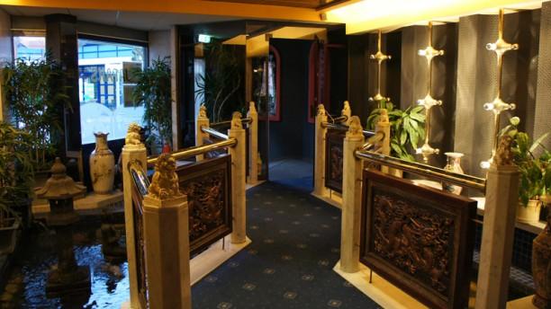 De Lange Muur - Japans Teppanyaki Ingang