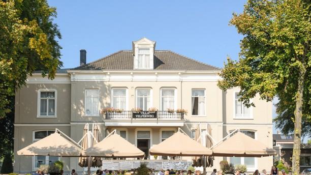 Villa Velperweg Ingang