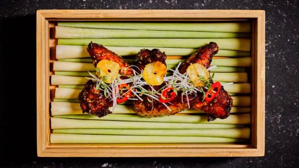 Taiko Bar Suggestie van de chef