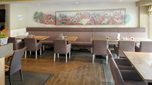 Niej-jork Het restaurant