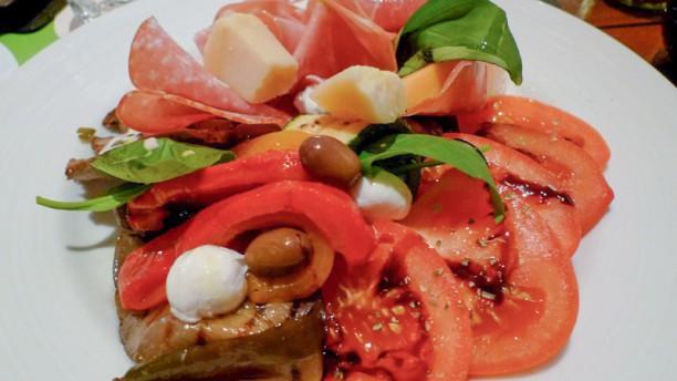 Délice d'Italie Suggestion de plat