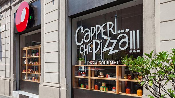 Capperi...che pizza!!! Esterno