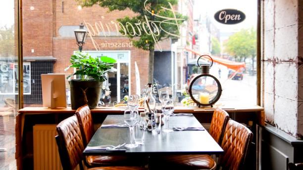 Brasserie De Beproeving Restaurant