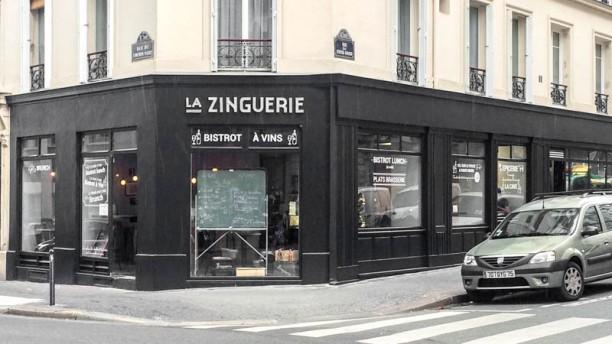 La Zinguerie Le 95 rue du Chemin Vert