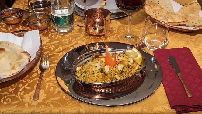 Piatto indiano della casa - Zaika, Torino
