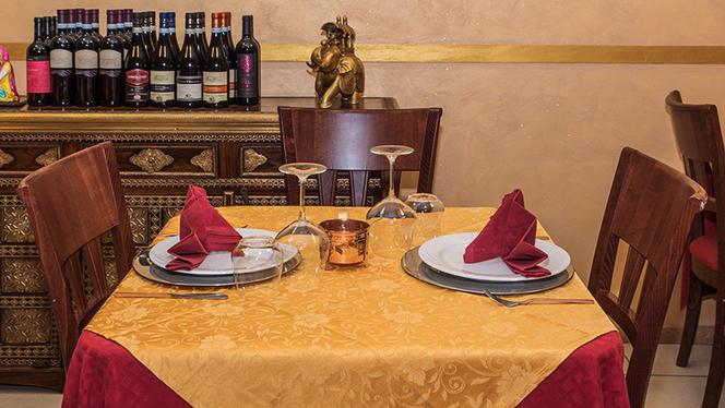 Tavolo per due - Zaika, Torino