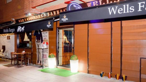 Wells and Fargo fachada