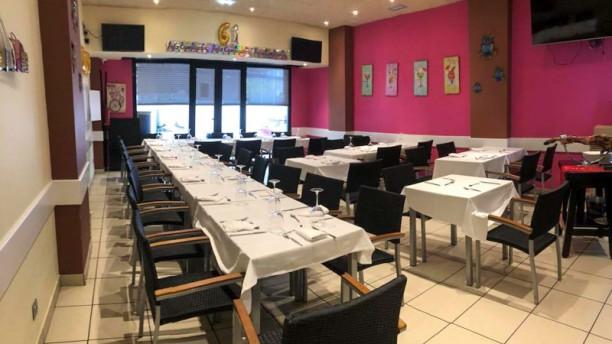 Txispea Taberna Jatetxea Sala del restaurante