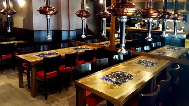 Restaurant hwarang paris 75013 place d 39 italie quartier chinois menu avis prix et - Restaurant la grille paris 10 ...