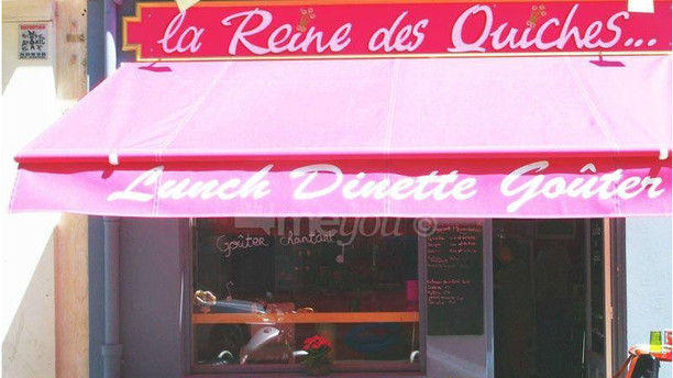 La Reine des Quiches Restaurant