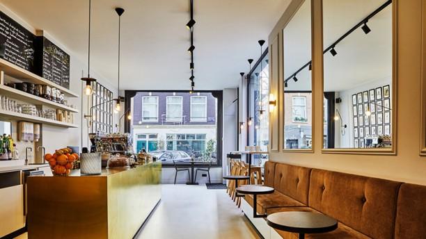 Locals Coffee Het restaurant