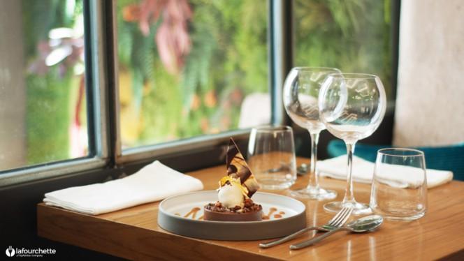 suggestion dessert - Lauracée - Christophe Negrel, Marseille