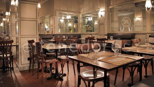 Café Emma sala interior
