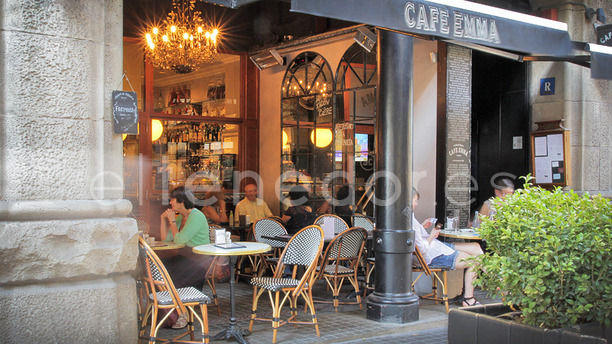 Café Emma In Barcelona Restaurant Reviews Menu And