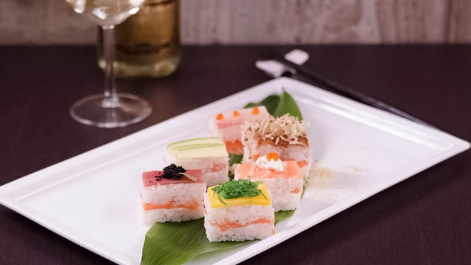 sushi - Conch, Milan