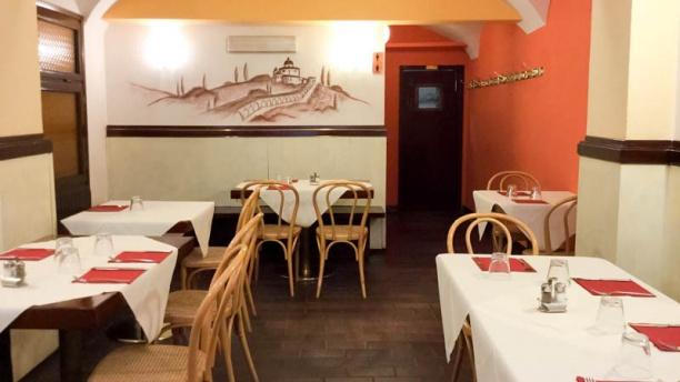 Pizzeria Pino sala