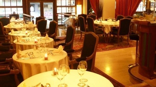 Le Pays d'Auge Salle du restaurant