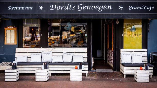 Restaurant Grand Café Dordts Genoegen Entree