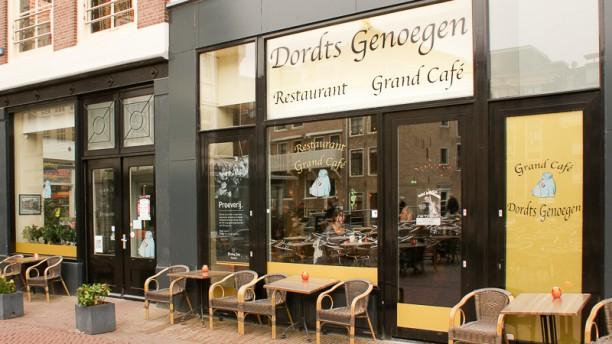 Restaurant Grand Café Dordts Genoegen Ingang