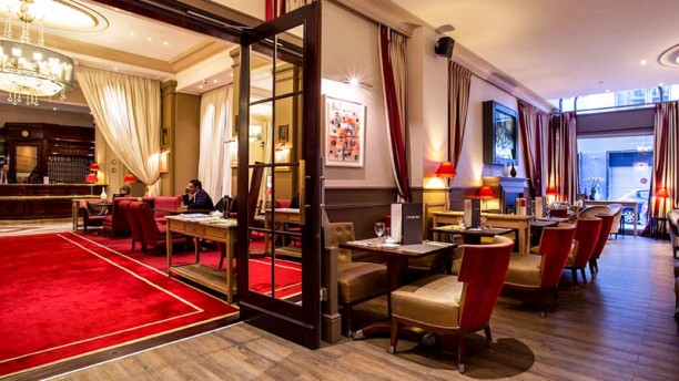 restaurant h tel california lounge bar paris 75008 champs elys es menu avis prix et. Black Bedroom Furniture Sets. Home Design Ideas
