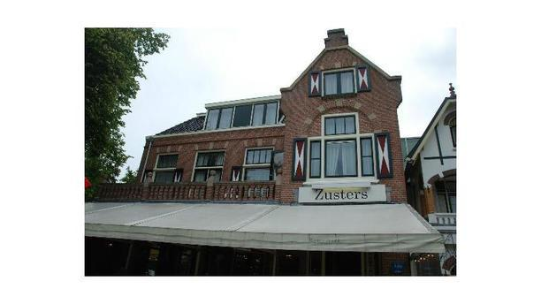 Restaurant Zusters exterieur
