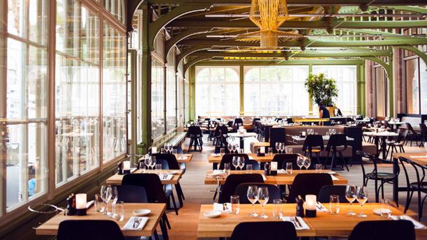 De Plantage Restaurant