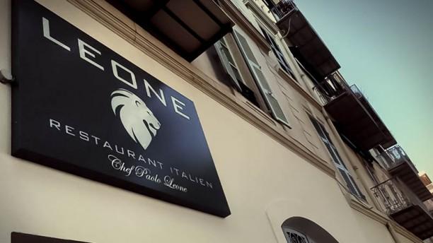 Leone Façade du restaurant