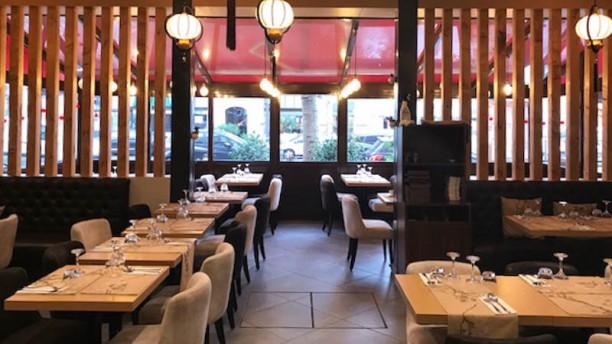 au bol de riz in saint mand restaurant reviews menu. Black Bedroom Furniture Sets. Home Design Ideas