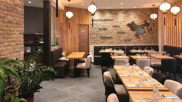 Restaurant Au Bol De Riz Saint Mande