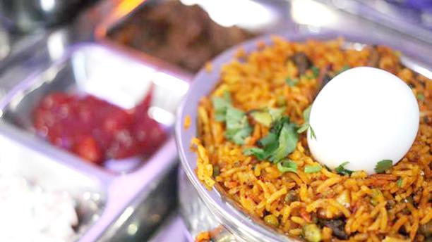 Coffee Bharath Suggestion du chef