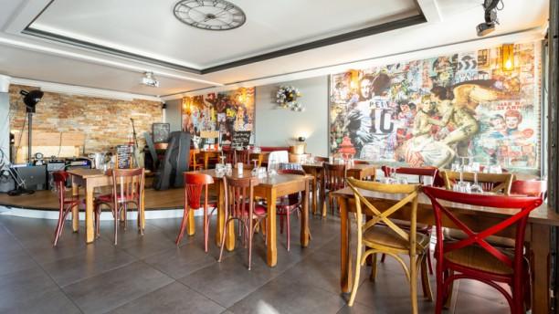 La Bodega Bilbao Vue de la salle