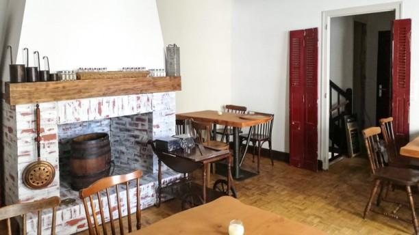 La Grange Salle du restaurant